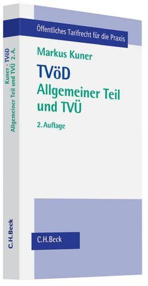 TVöD von Kuner,  Markus