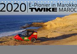 TWIKE Maroc 2020 – E-Pionier in Marokko (Tischkalender 2020 DIN A5 quer) von Brutschin,  Silvia