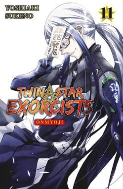 Twin Star Exorcists: Onmyoji von Sukeno,  Yoshiaki, Yamada,  Hiro