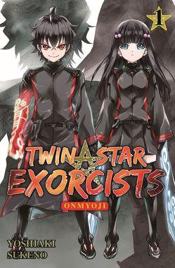Twin Star Exorcists – Onmyoji: Starter-Spar-Pack von Sukeno,  Yoshiaki