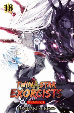 Twin Star Exorcists – Onmyoji von Sukeno,  Yoshiaki, Yamada,  Hiro