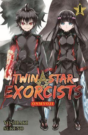 Twin Star Exorcists: Onmyoji von Sukeno,  Yoshiaki