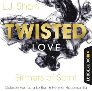 Twisted Love von Bon,  Lara Le, Hauenschild,  Henner, Shen,  L.J., Woitynek,  Patricia