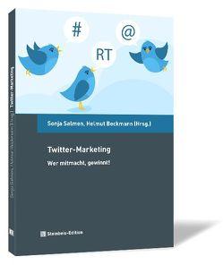 Twitter-Marketing von Beckmann,  Helmut, Salmen,  Sonja