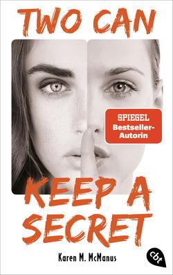 Two can keep a secret von Galić,  Anja, McManus,  Karen M.