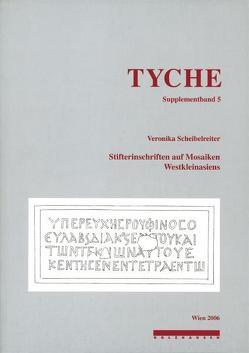 TYCHE Supplementband 5 von Dobesch,  Gerhard, Hameter,  Wolfgang, Palme,  Bernhard, Taeuber,  Hans, Weber,  Ekkehard, Weber,  Siewert
