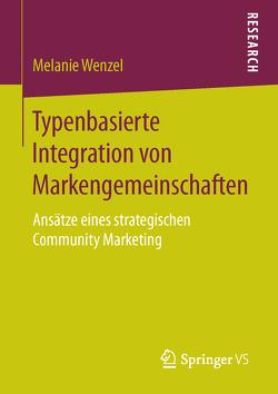 Typenbasierte Integration von Markengemeinschaften von Wenzel,  Melanie