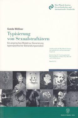 Typisierung von Sexualstraftätern. von Wößner,  Gunda