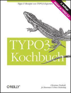 TYPO3 Kochbuch von Hasenau,  Jo, Niederlag,  Peter, Trabold,  Christian