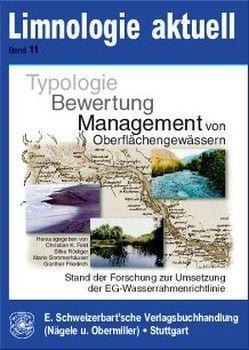 Typologie, Bewertung, Management von Oberflächengewässern von Feld,  Christian K, Friedrich,  Gunther, Rödiger,  Silke, Sommerhäuser,  Mario