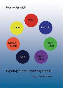 Typologie der Psychosynthese von Assagioli,  Roberto, Fiechter,  Anton