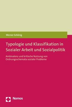Typologie und Klassifikation in Sozialer Arbeit und Sozialpolitik von Schönig,  Werner
