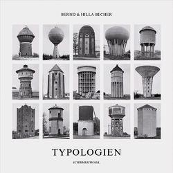 Typologien industrieller Bauten von Becher,  Bernd, Becher,  Hilla