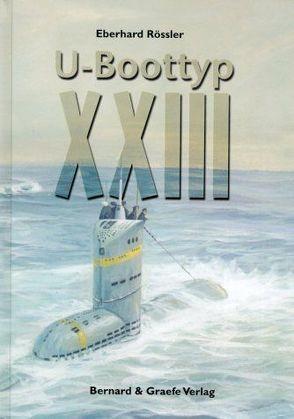 U-Boottyp XXIII von Rößler,  Eberhard