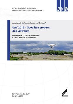 UAV 2019 – Geodäten erobern den Luftraum