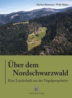 Über dem Nordschwarzwald von Bittmann,  Markus, Walter,  Willi