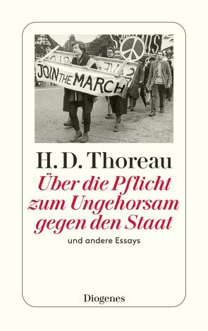 Über die Pflicht zum Ungehorsam gegen den Staat von Richartz,  Walter E., Thoreau,  Henry David