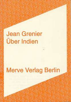 Über Indien von Germain-Thomas,  Olivier, Grenier,  Jean, Rauschenbach,  Monika