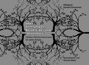 Über Stehlampen, Beinkleider und 'Onderhosa' von Beck,  Simone, Gerster-Schwenkel,  Hildegard