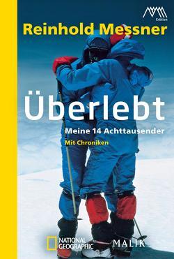 Überlebt von Messner,  Reinhold