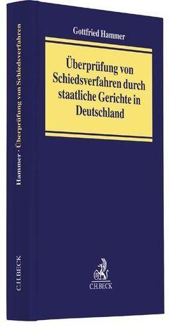 Überprüfung von Schiedsverfahren von Hammer,  Gottfried