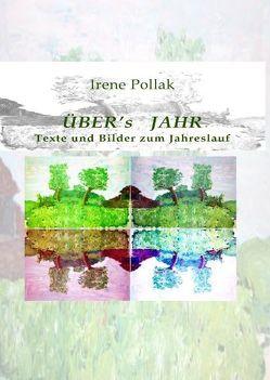 Über's Jahr von Pollak,  Irene