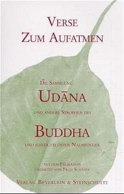 Udana – Verse zum Aufatmen von Schaefer,  Fritz