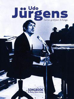 Udo Jürgens – Seine größten Erfolge für Klavier, Gesang und Gitarre von Bosworth Music
