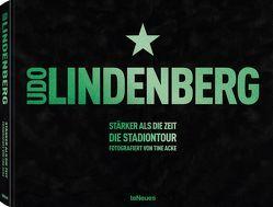 Udo Lindenberg,Stärker als die Zeit,Collectors Ed. von Acke,  Tine, Lindenberg,  Udo