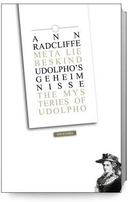 Udolpho's Geheimnisse von Forkel-Liebeskind,  Meta, Pechmann,  Alexander, Radcliffe,  Ann, Riffel,  Hannes