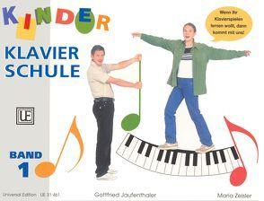 UE Kinder-Klavierschule Band 1 von Zeisler,  Maria