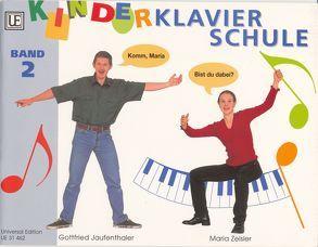 UE Kinder-Klavierschule Band 2 von Zeisler,  Maria