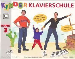 UE Kinder-Klavierschule Band 3 von Zeisler,  Maria