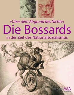 """Über dem Abgrund des Nichts"" von Bruhns,  Maike, Kroll,  Frank-Lothar, Mayr,  Gudula, Schulz-Ohm,  Magdalena, Willems,  Janina"