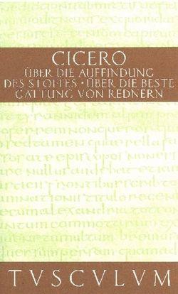 Über die Auffindung des Stoffes / De inventione von Cicero, Nüßlein,  Theodor