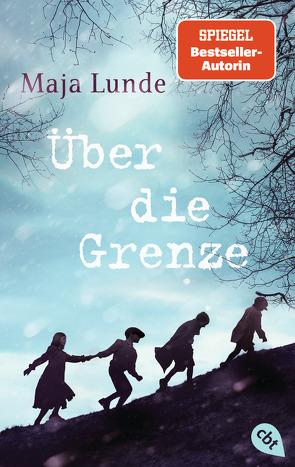 Über die Grenze von Lunde,  Maja, Subey-Cramer,  Antje