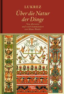 Über die Natur der Dinge von Binder,  Klaus, Lukrez
