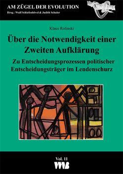 Über die Notwendigkeit einer Zweiten Aufklärung von Rolinski,  Klaus, Schiefenhövel,  Wulf
