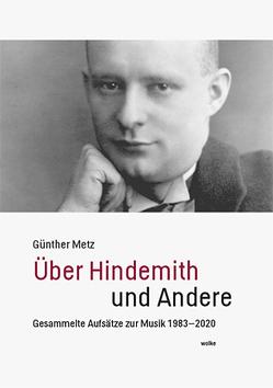Über Hindemith und Andere von Jennert,  Rüdiger, Metz,  Günther