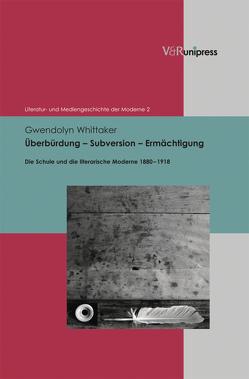 Überbürdung – Subversion – Ermächtigung von Korte,  Hermann, Stöckmann,  Ingo, Whittaker,  Gwendolyn