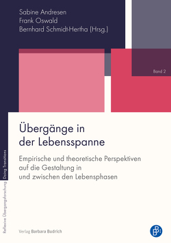 Übergänge in der Lebensspanne von Andresen,  Sabine, Oswald,  Frank, Schmidt-Hertha,  Bernhard