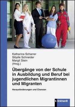 Übergänge von der Schule in Ausbildung und Beruf bei jugendlichen Migrantinnen und Migranten von Scharrer,  Katharina, Schneider,  Sibylle, Stein,  Margit
