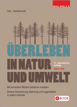 Überleben in Natur und Umwelt von Dombrowski,  Casrten