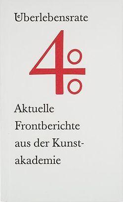 Überlebensrate 4% von Büttner,  Werner