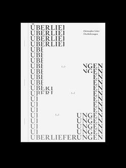 Überlieferungen von Ecker,  Christopher