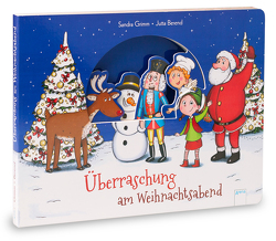 Überraschung am Weihnachtsabend von Berend,  Jutta, Grimm,  Sandra
