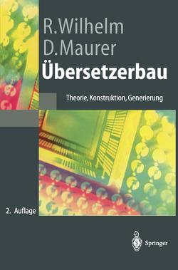 Übersetzerbau von Maurer,  Dieter