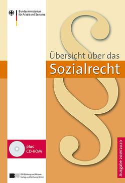 Übersicht über das Sozialrecht – Ausgabe 2019/2020 von Bundesministerium für Arbeit und Soziales