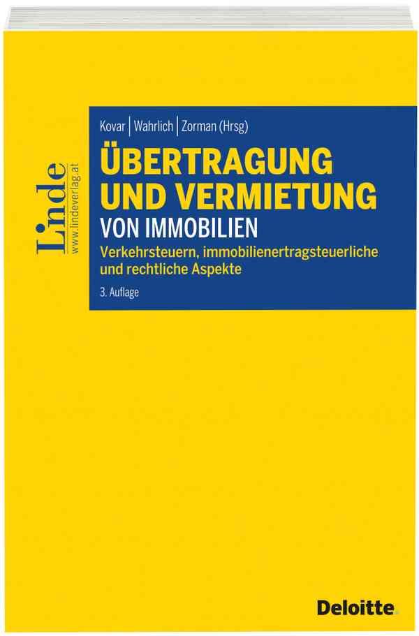 übertragung Und Vermietung Von Immobilien Von Bürgler Christian Ho