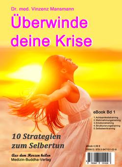Überwinde deine Krise, eBook Bd.1 von Mansmann,  Vinzenz